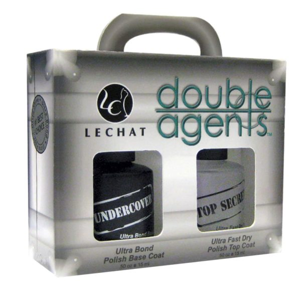 double agents box set, includes Top-Secret and Undercover.