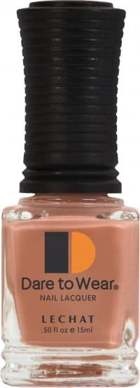Dare to Wear nail lacquer container