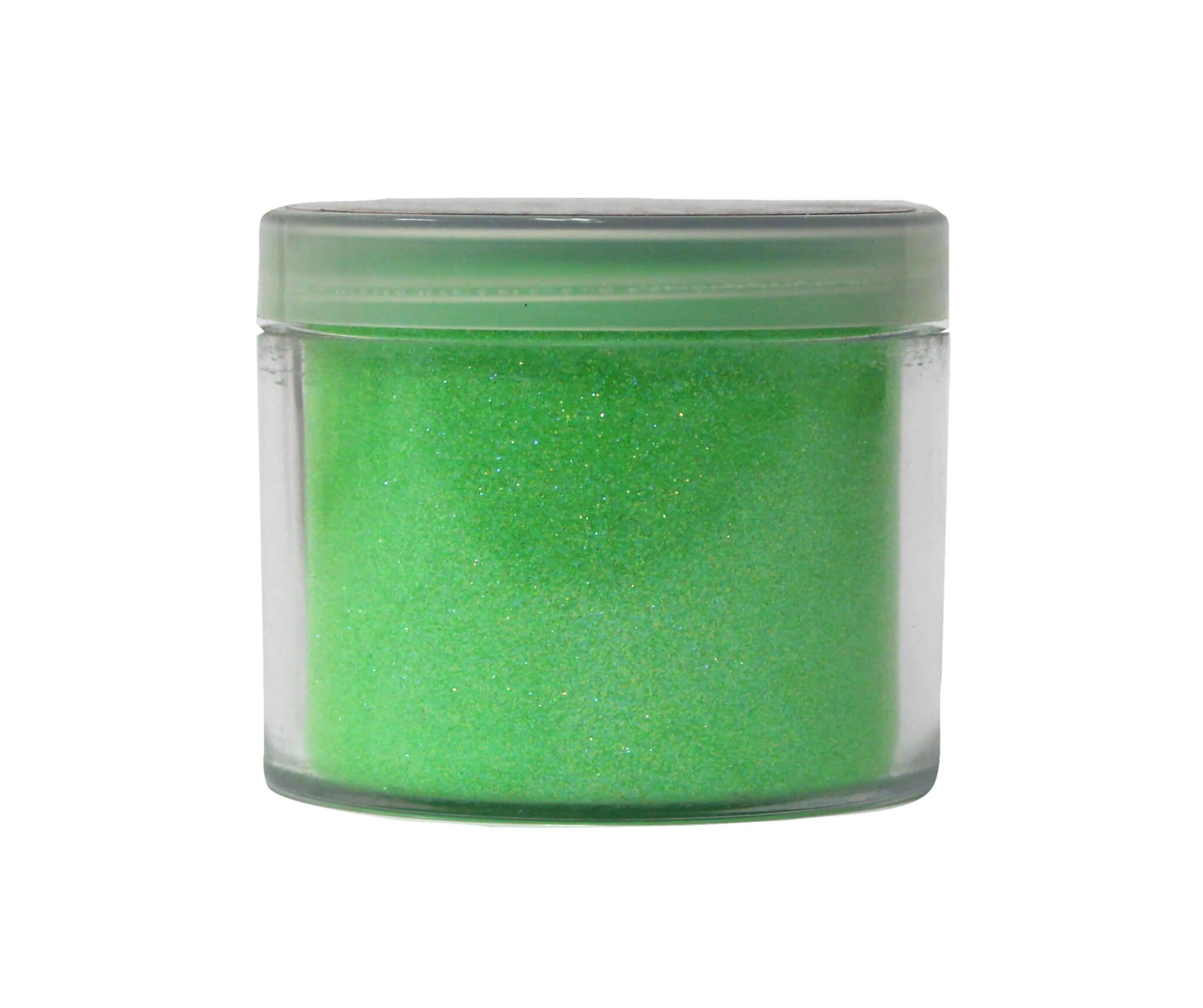 42 gram container of green GFX dip.