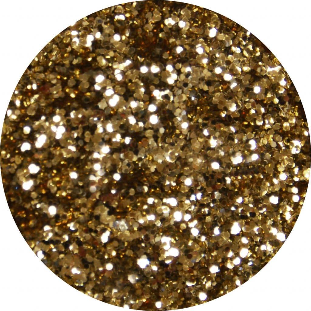 golden color sample.