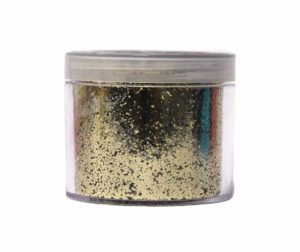 42 gram container of golden GFX dip.