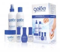 full set of gelée products.