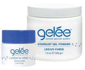 gelée containers.