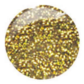 golden color sample.