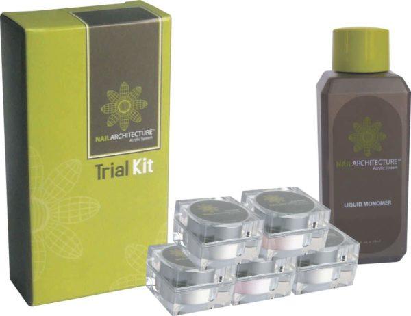 Nail Architecture trial kit set.