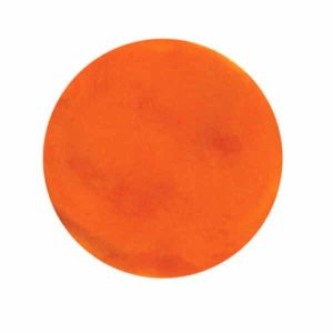 orange color sample.