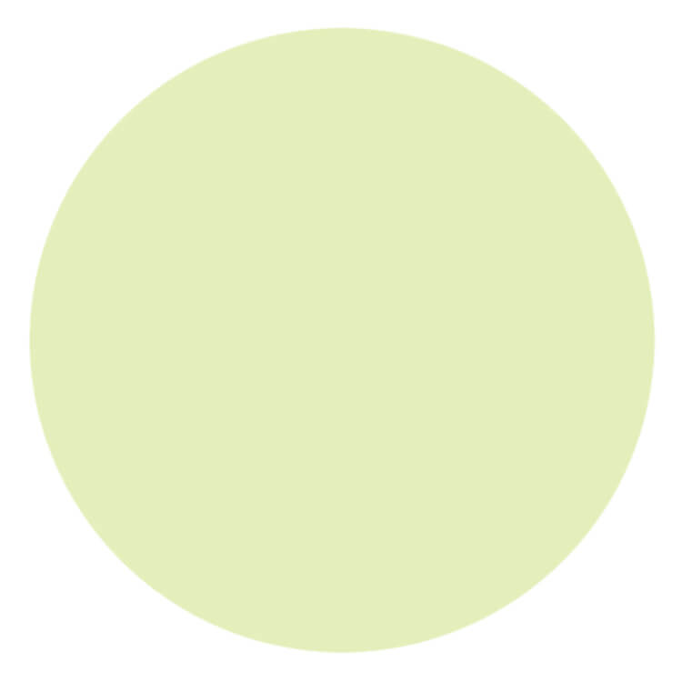 green color sample.
