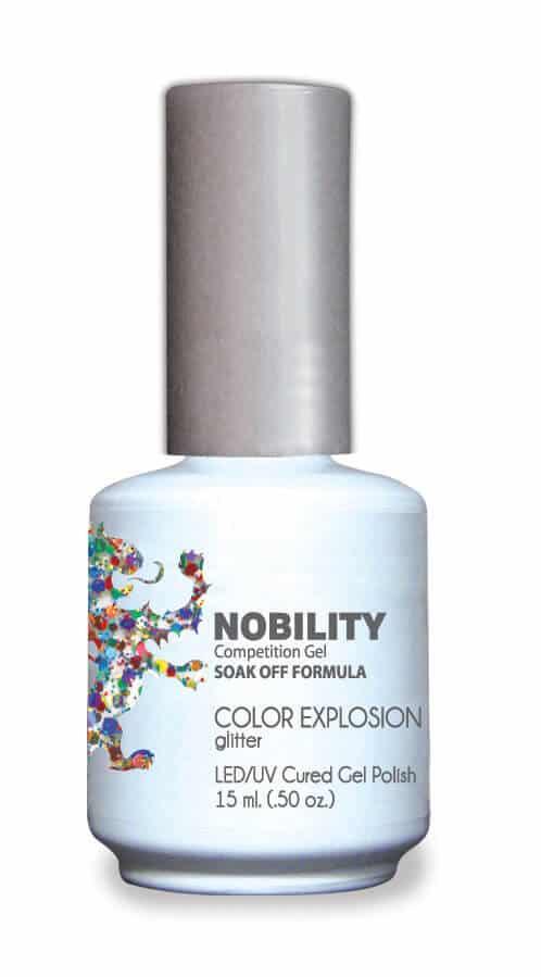 Nobility Gel Polish - Color Explosion | LeChat Nails