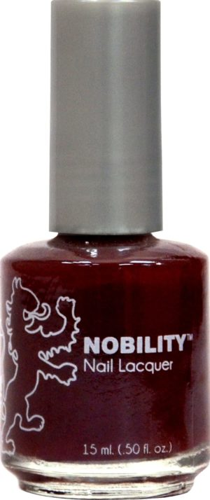 Nobility nail lacquer container