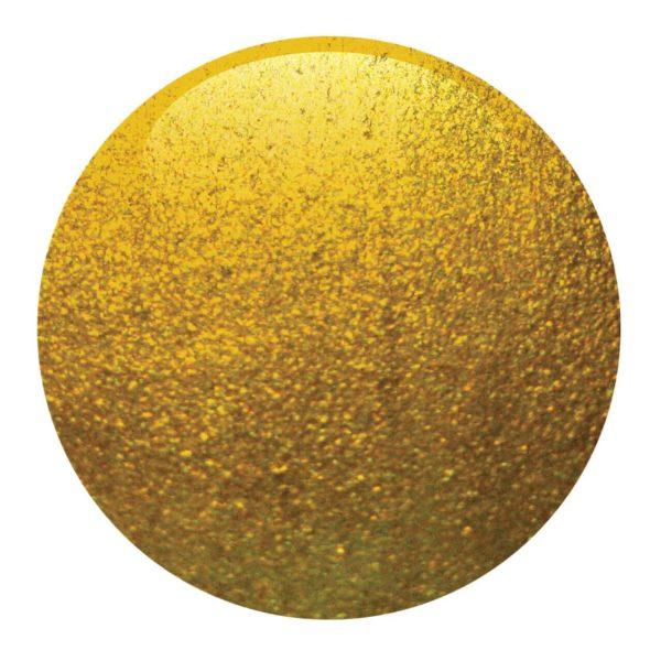 gold color sample.