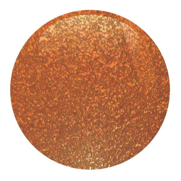 orange color sample.
