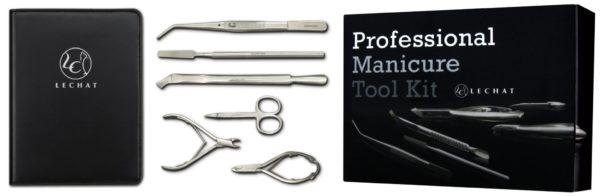 Professional Manicure tool kit by LeChat.