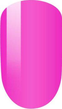 pink color nail tip sample