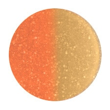 tan to orange color sample.