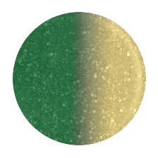 yellow to green color sample.