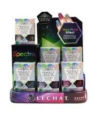 Perfect Match Spectra collection display.