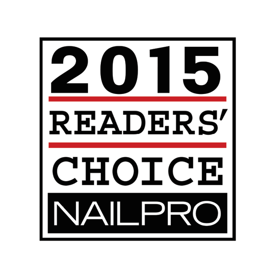 2015 NAILS Readers' Choice Best Gel Polish
