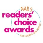 2014 NAILS Readers' Choice Favorite New Product