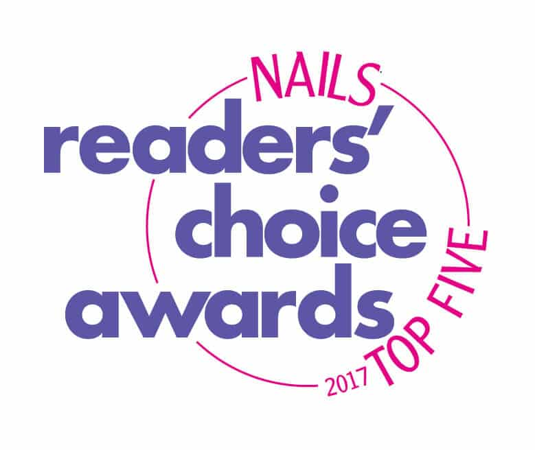 2017 NAILS Readers' Choice Favorite Art Additive, Chrome, or Holo