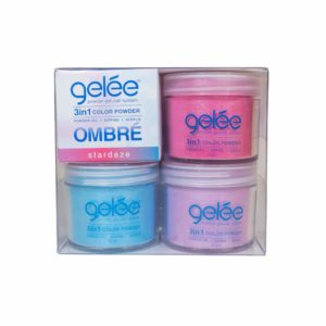 gelée containers and a gelée box.