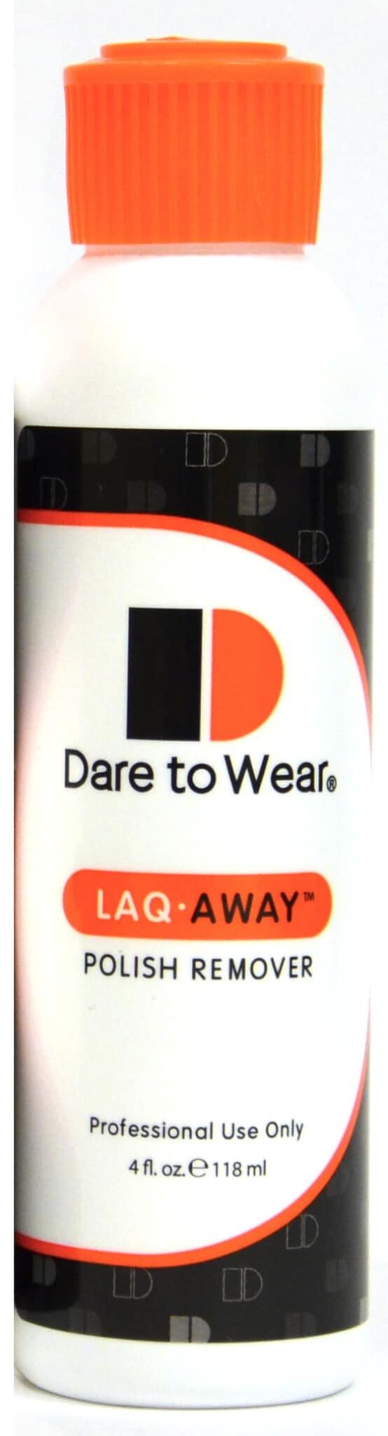 Dear to Wear Laq-Away product bottle.