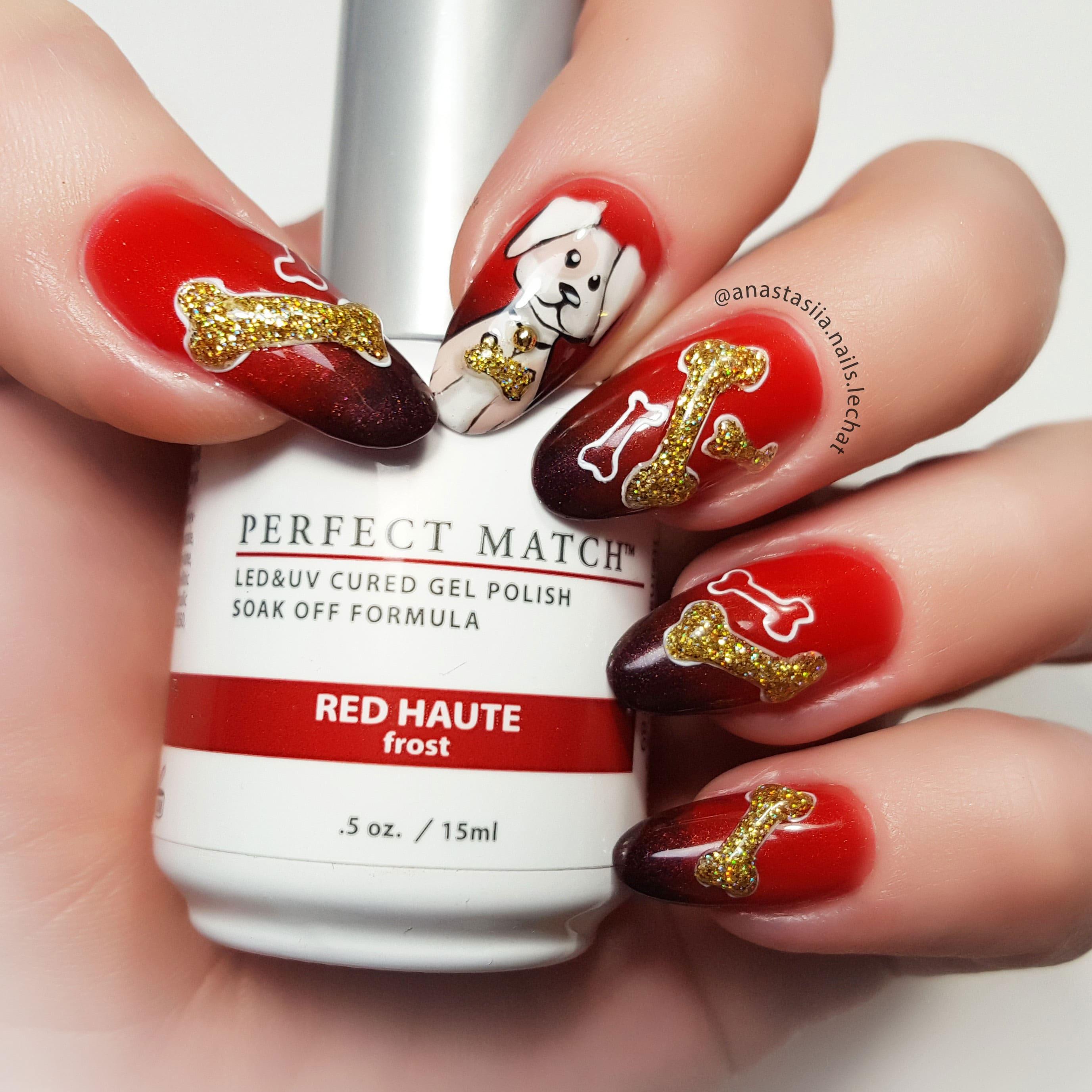 Pefect Match red haute