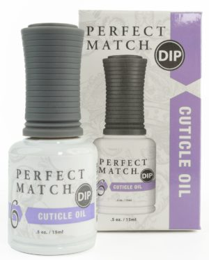 cuticle oil container and box