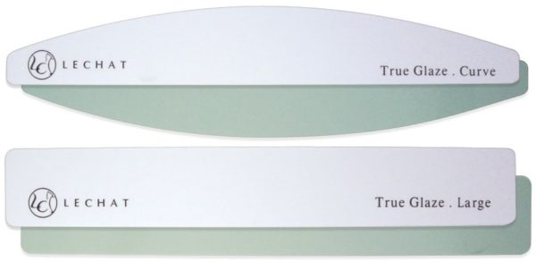 Curved and large true glaze buffers.
