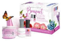 Bouquet Collection box set with Snapdragon product bottles in front.