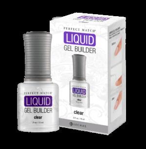 Liquid Builder Gel - Clear