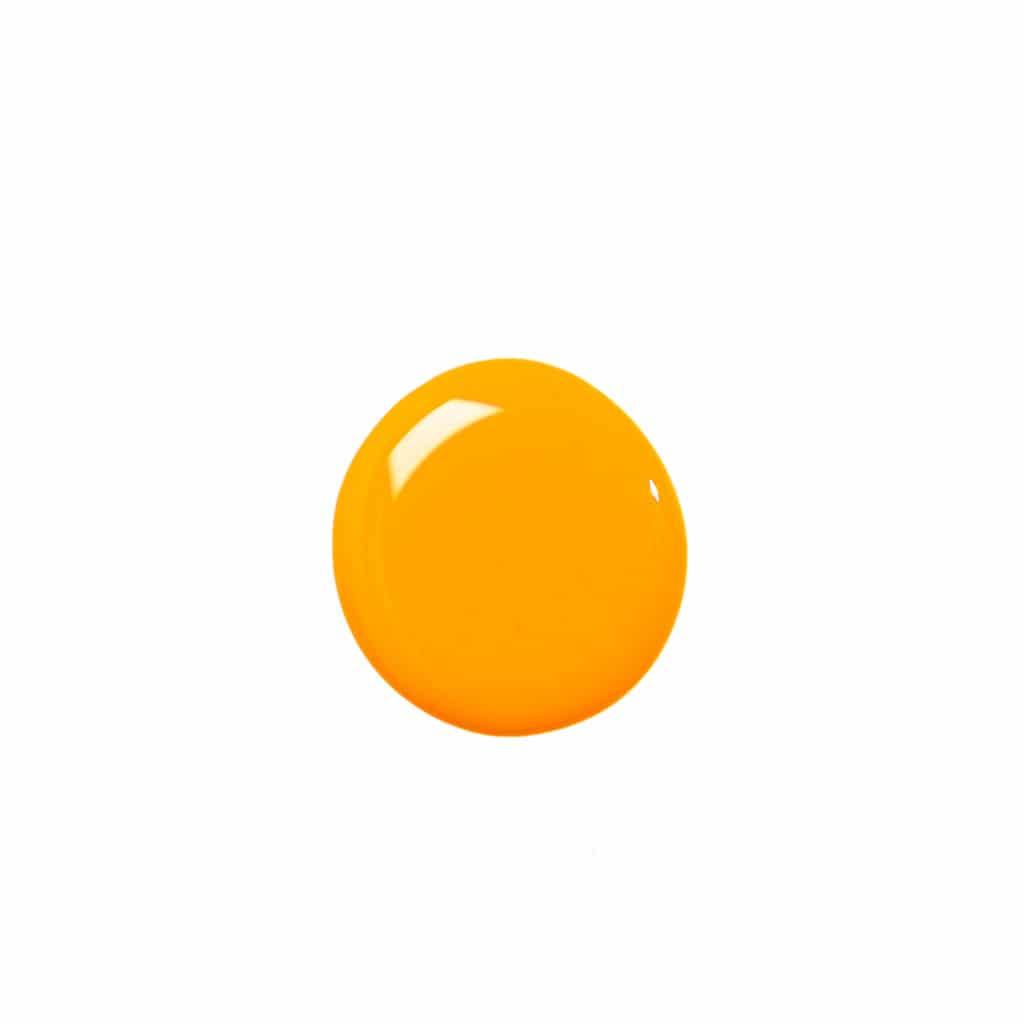 orange gel drop