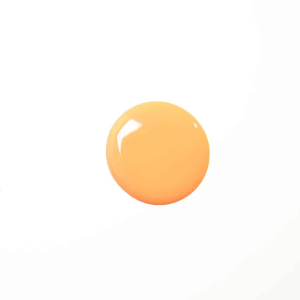 yellow gel drop