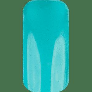 Light blue translucent nail tip