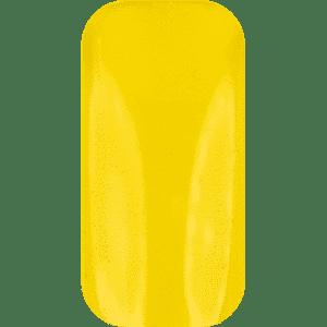 Yellow translucent nail tip