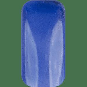 Dark blue translucent nail tip