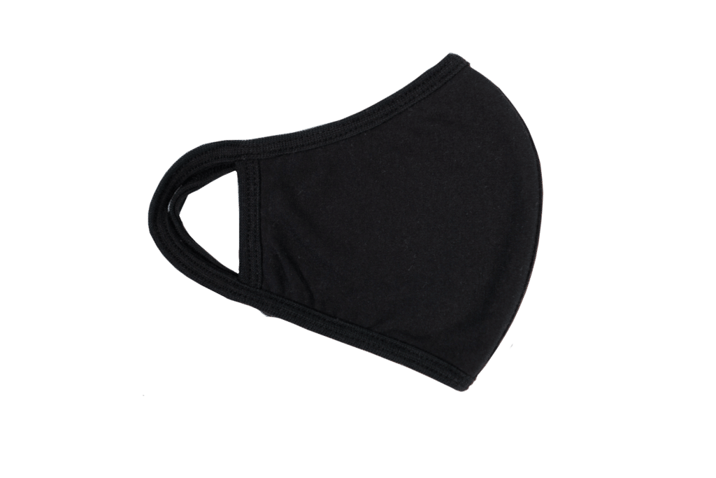 a side view of the lechat facemask