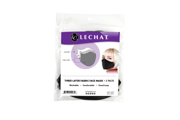 LeChat Face mask packaging