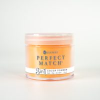 42 gram jar of Perfect Match Powder Sunset Glow