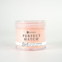 42 gram jar of Perfect Match Powder California Coral