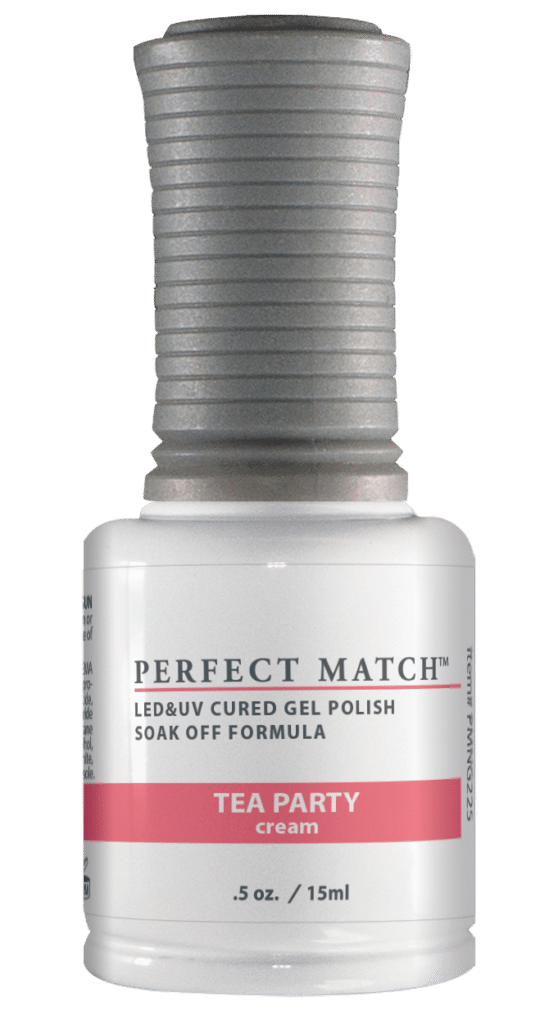 half ounce bottle of Perfect Match Gel Polish