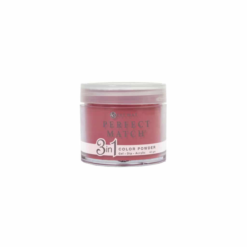 42 gram container of red Perfect Match dip.