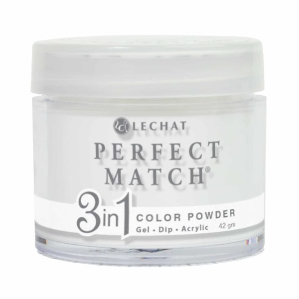 42 gram container of white Perfect Match dip.