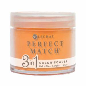 42 gram container of orange Perfect Match dip.