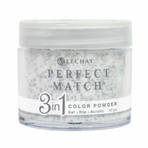 42 gram container of grey Perfect Match dip.