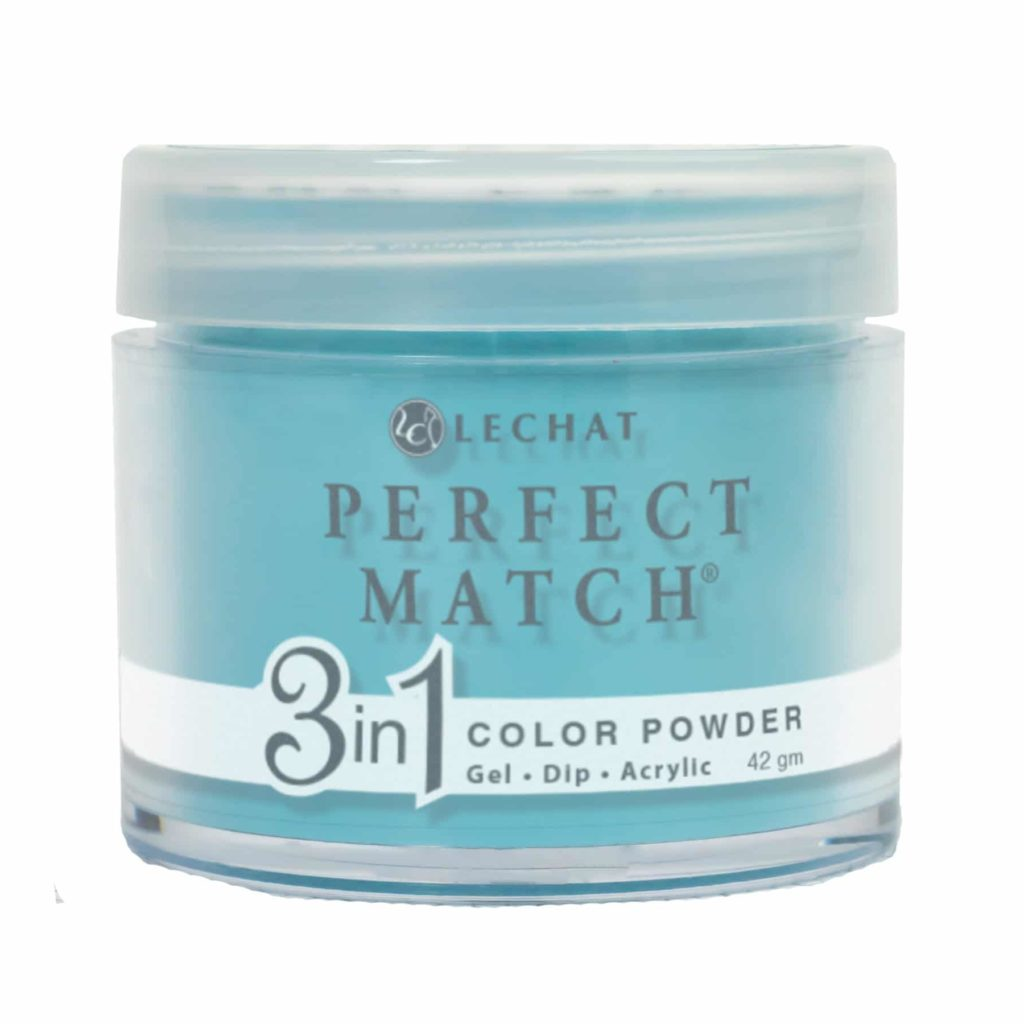 42 gram container of blue Perfect Match dip.