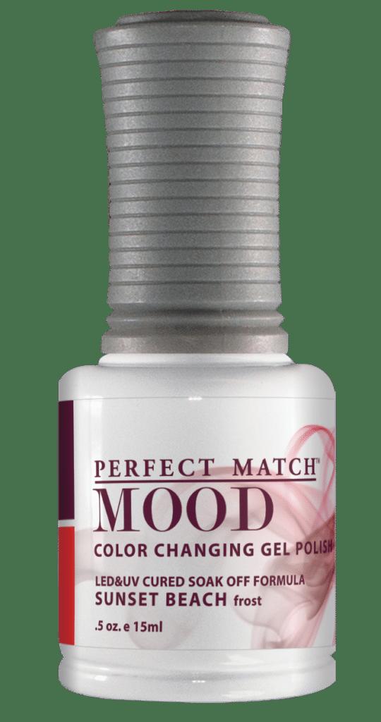 half ounce bottle of perfect match mood gel