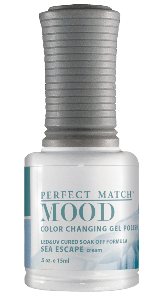 half ounce bottle of perfect match mood gel