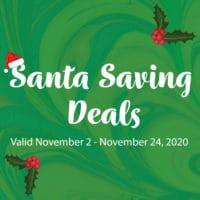 Santa Savings