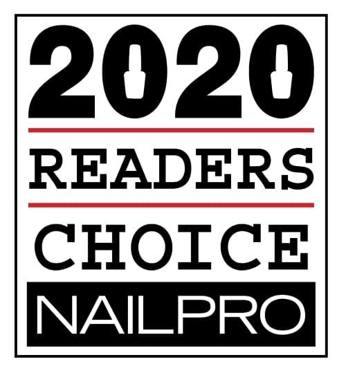 NailPro Reader's Choice Award 2020