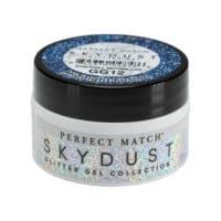 small jar of midnight fusion glitter gel